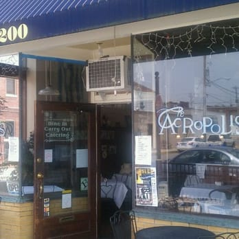 Acropolis closed 13 reviews greek 200 w main st for Acropolis cuisine menu