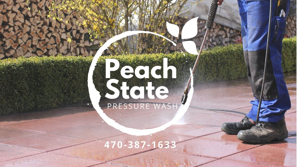 Peach State Pressure Washing: 1634 Ponce De Leon Ave NE, Atlanta, GA