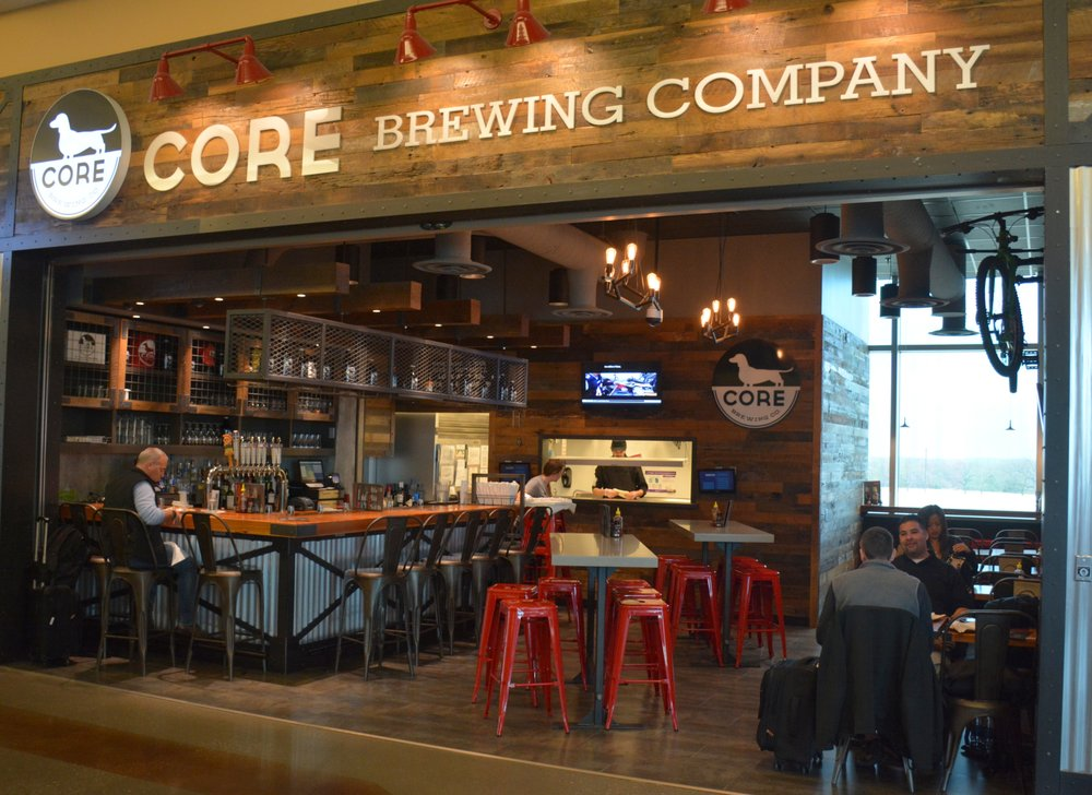 Core Brewing: 1 Regional Airport Blvd, Bentonville, AR