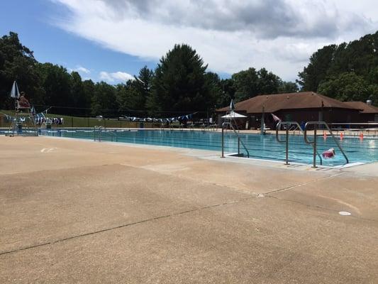 Curtis Park Pool Swimming Pools 58 Jesse Curtis Ln Fredericksburg Va Yelp