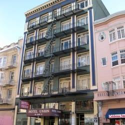 Hotel Union Apartments 811 Geary St Tenderloin San Francisco