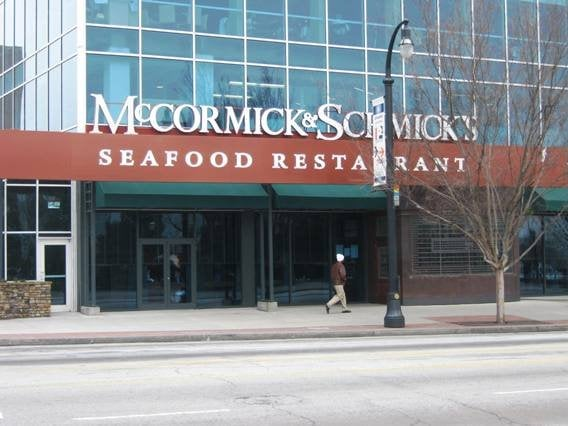 Mccormick schmick s seafood steaks 229 fotos y 294 for Mitchell s fish market locations