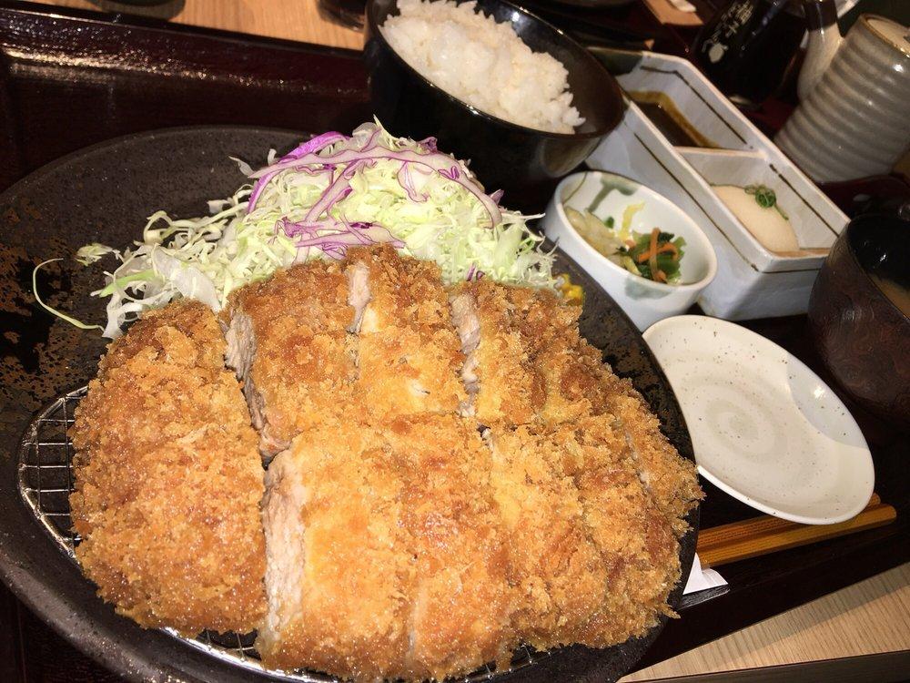 Tonkatsu Wako ikusupiari Maihama