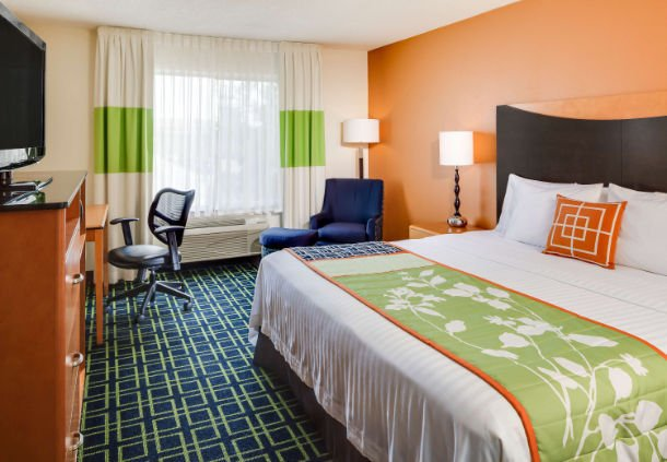 Fairfield Inn Manhattan: 300 Colorado St, Manhattan, KS