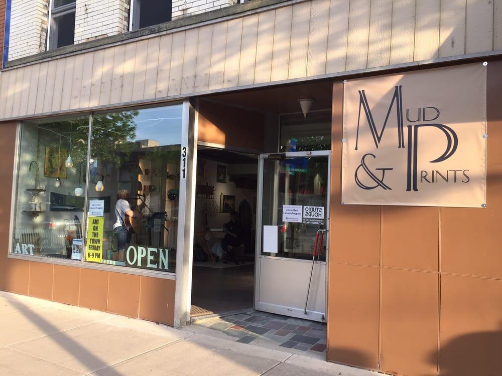 Mud & Prints - Art Galleries - 311 E College Ave, Appleton, WI ...