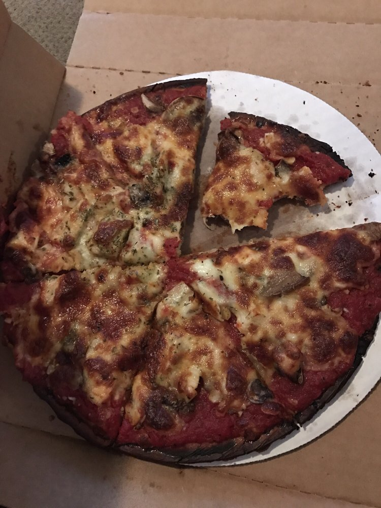Rosati's Pizza: 6900 N Santa Monica Blvd, Fox Point, WI