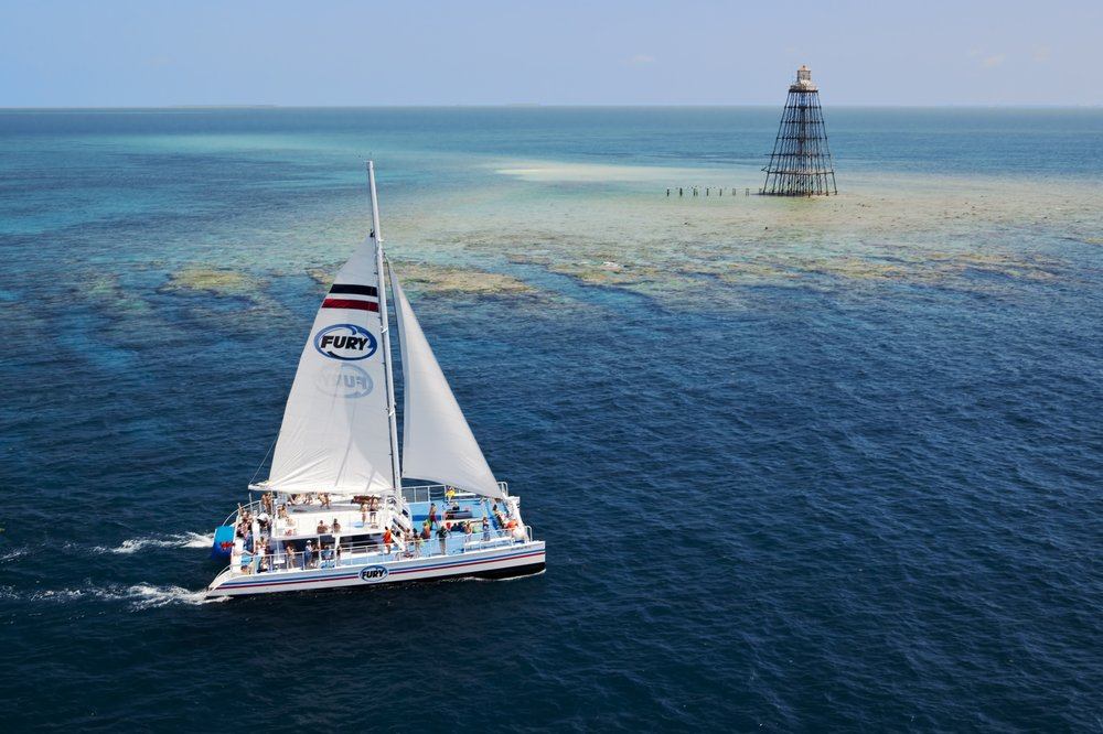 Fury Water Adventures: 241 Front St, Key West, FL