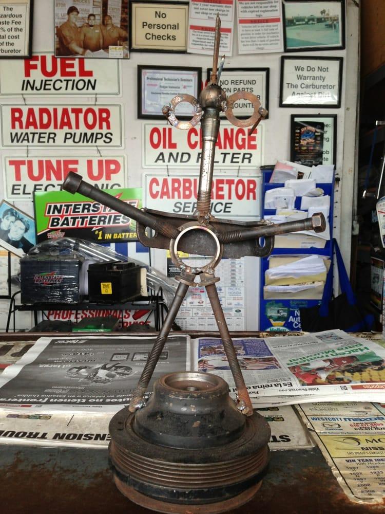 Dependable Carburetor & Auto Repair: 660 Emory St, Imperial Beach, CA