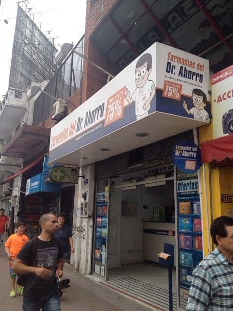 Farmacia del Dr. Ahorro - Farmacia - Av. Corrientes 6169