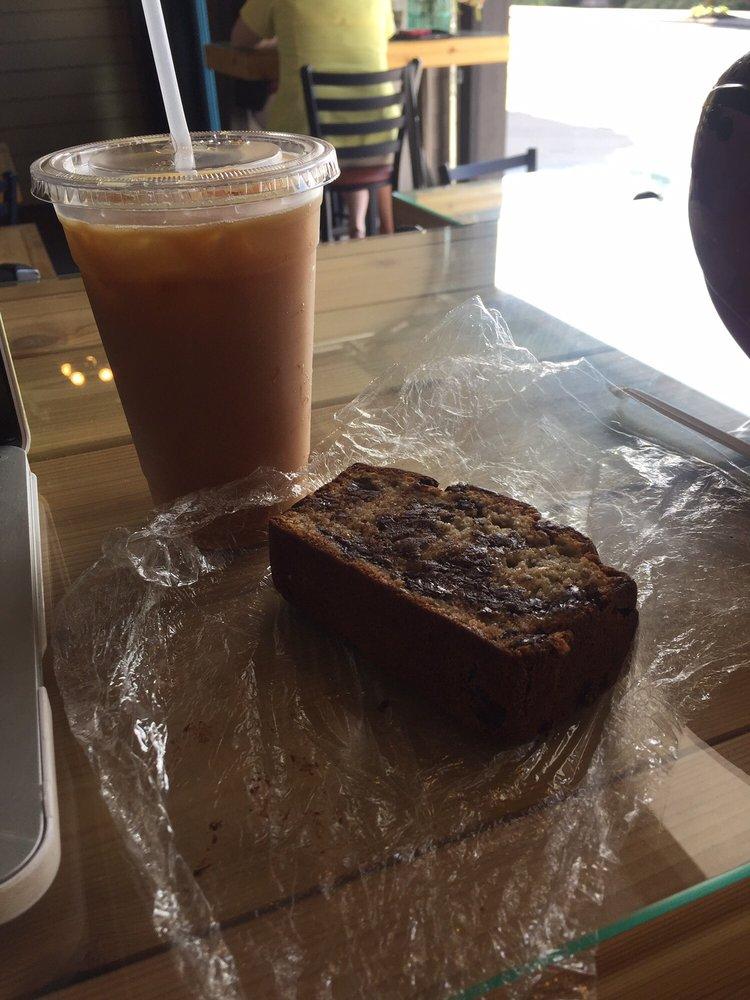 Blue Door Coffee: 116 E Main St, Campbellsport, WI