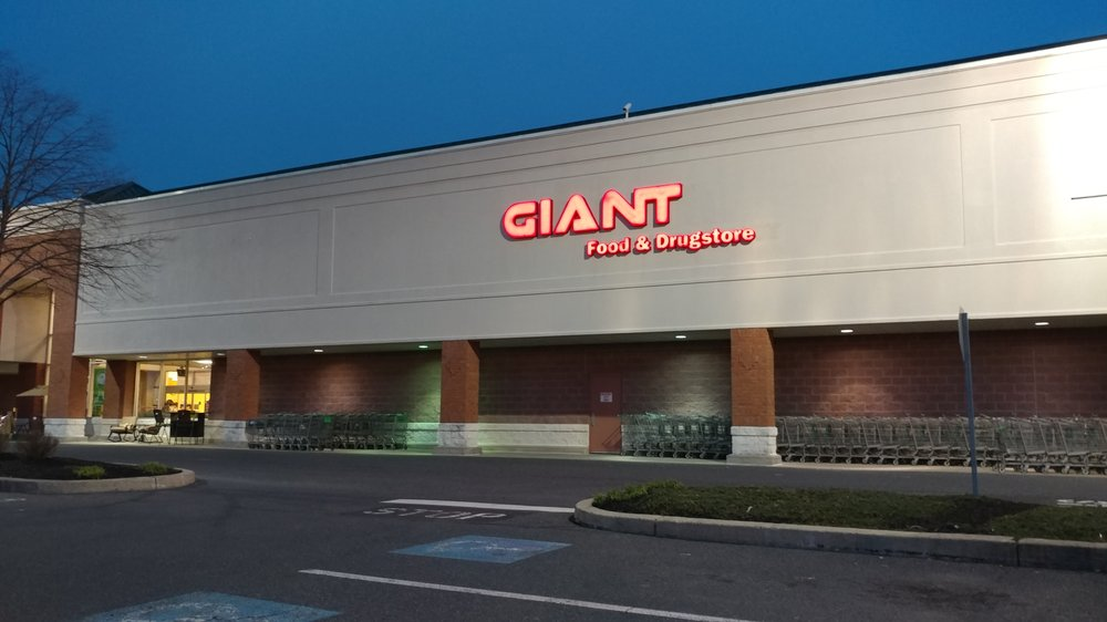 Giant Food Stores Gift Card
