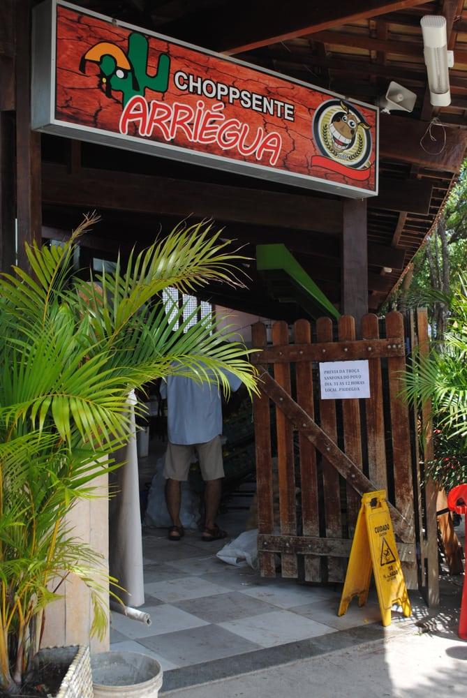 Restaurante Arriégua