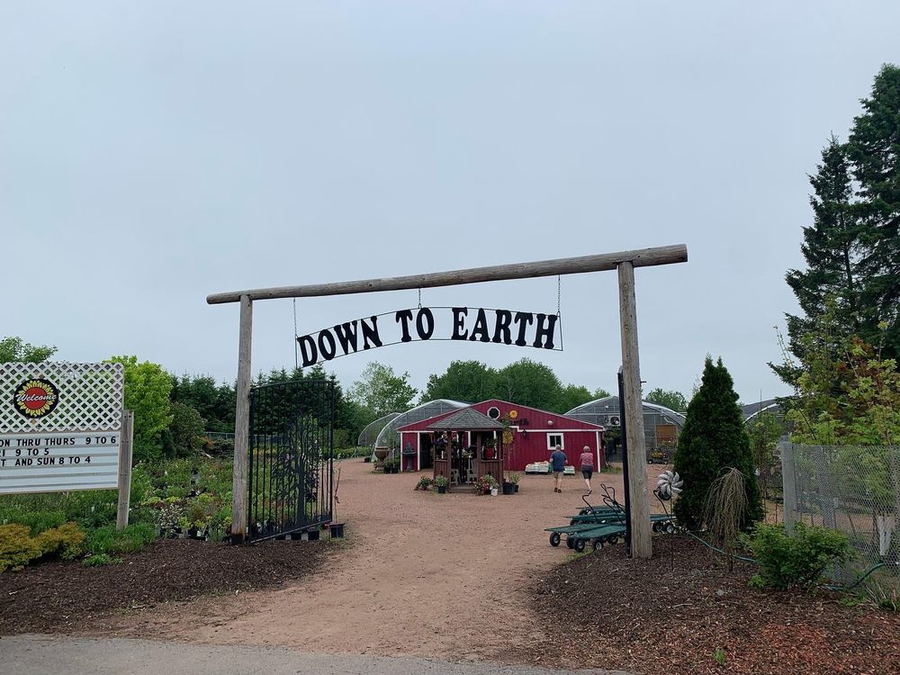Down to Earth Greenhouse: 6104 N 52nd Ave, Wausau, WI