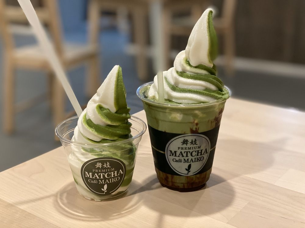 Premium Matcha Cafe Maiko: 3416 SE Cesar Estrada Chavez Blvd, Portland, OR