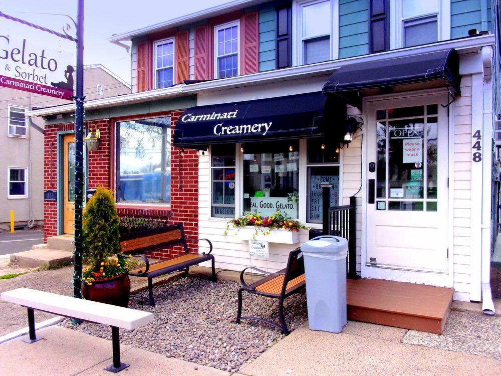 Carminati Creamery: 448 N Easton Rd, Glenside, PA
