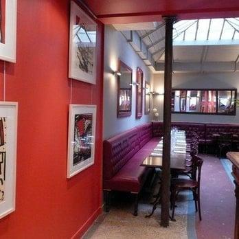 Miroir 36 photos 70 avis fran ais 94 rue des for Miroir restaurant montmartre