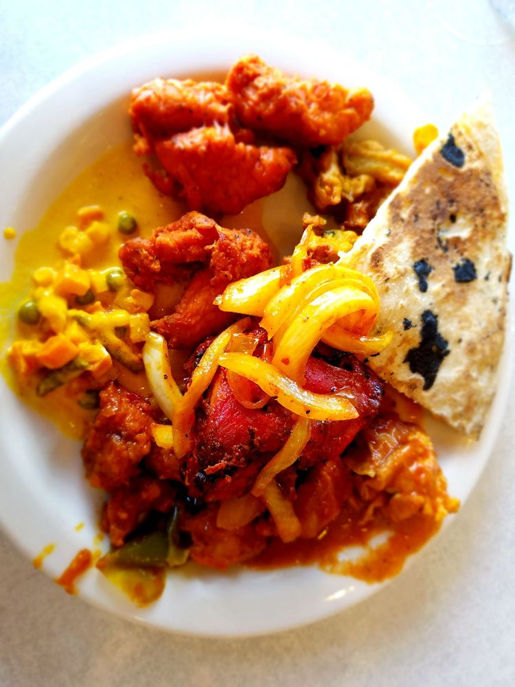 Namaste Indian Cuisine: 1403 NE Weidler St, Portland, OR