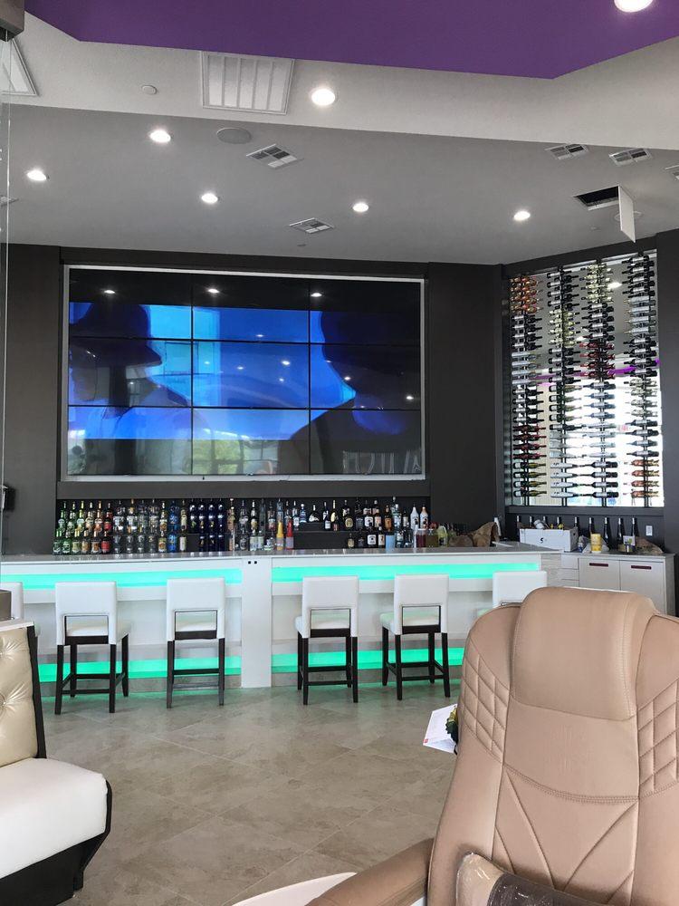 Full bar luxury nail salon - Yelp
