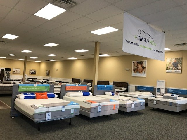 Mattress Warehouse: 252 Russell Rd, Ashland, KY