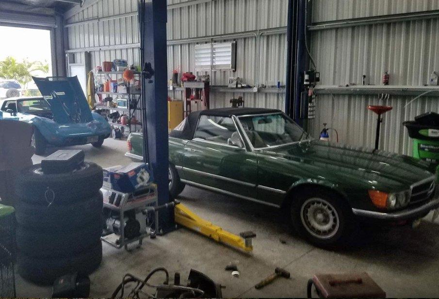 Habermann's Auto Repair: 15-1920 33rd Ave, Keaau, HI