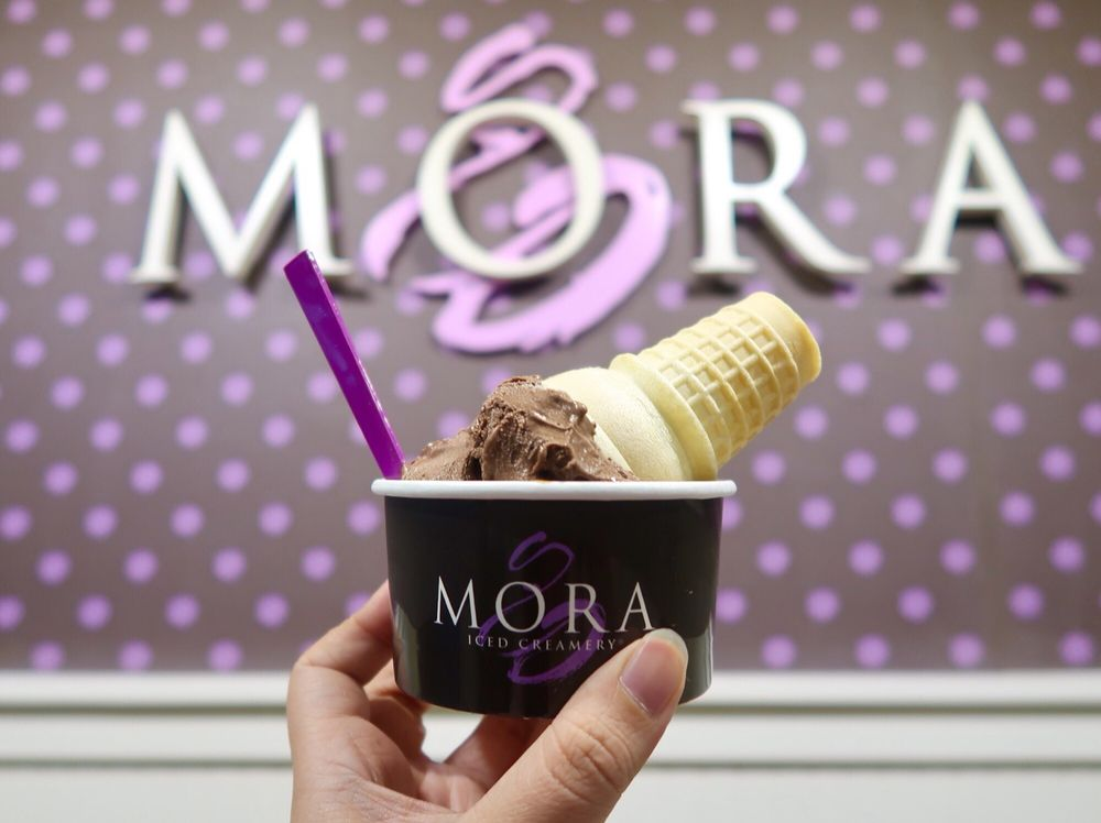Mora Iced Creamery: 139 Madrone Ln, Bainbridge Island, WA