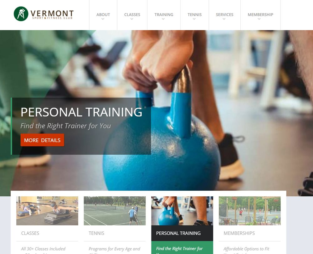 Vermont Sport & Fitness Club