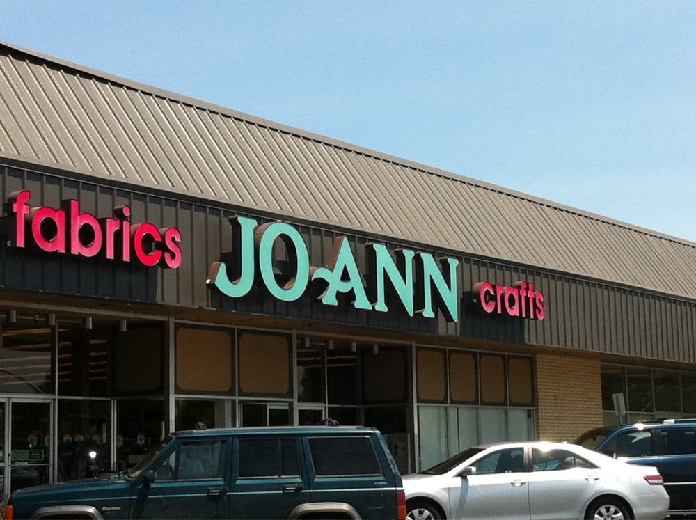 Jo ann fabrics and crafts closed 14 reviews fabric for Joann craft store near me