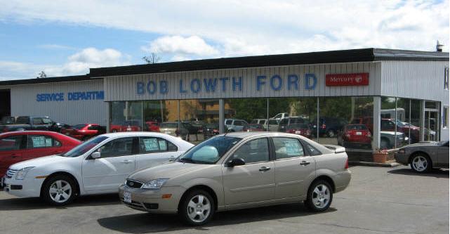 Bob Lowth Ford >> Bob Lowth Ford Car Dealers 3010 Bemidji Ave N Bemidji