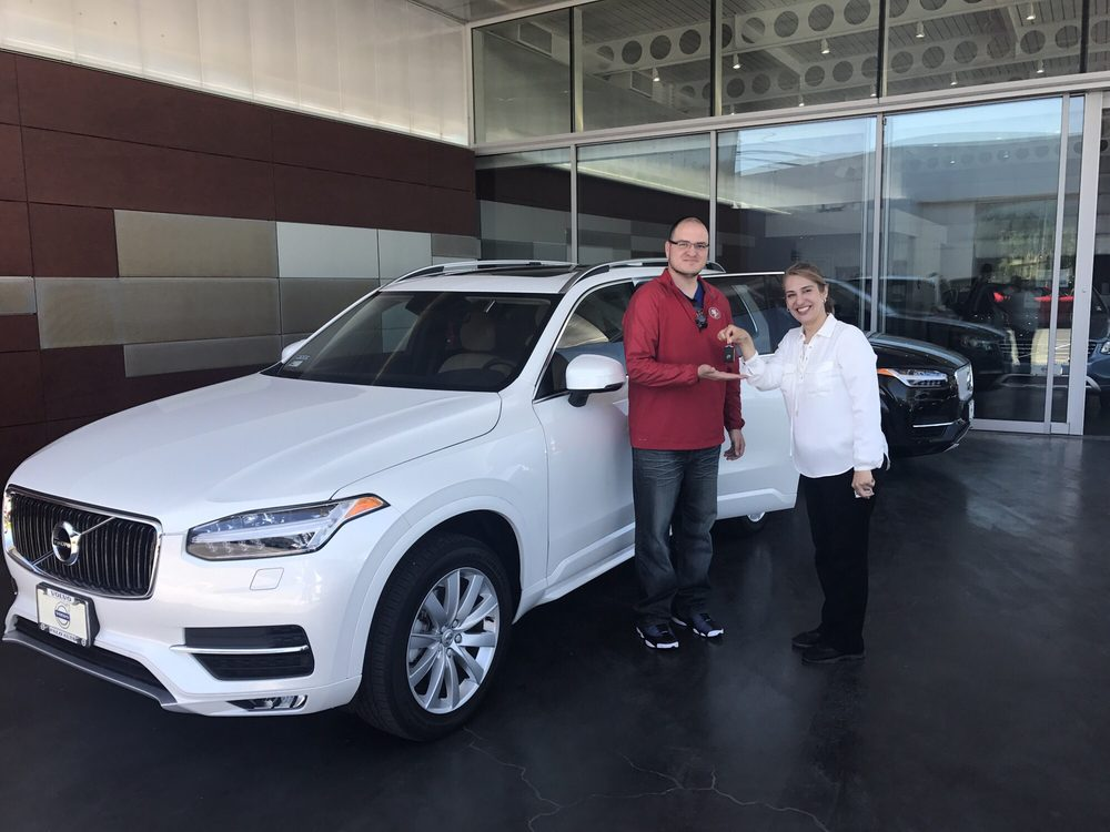 First time proud owner of a Volvo XC90 thanks to Sohee Babakhani who ...