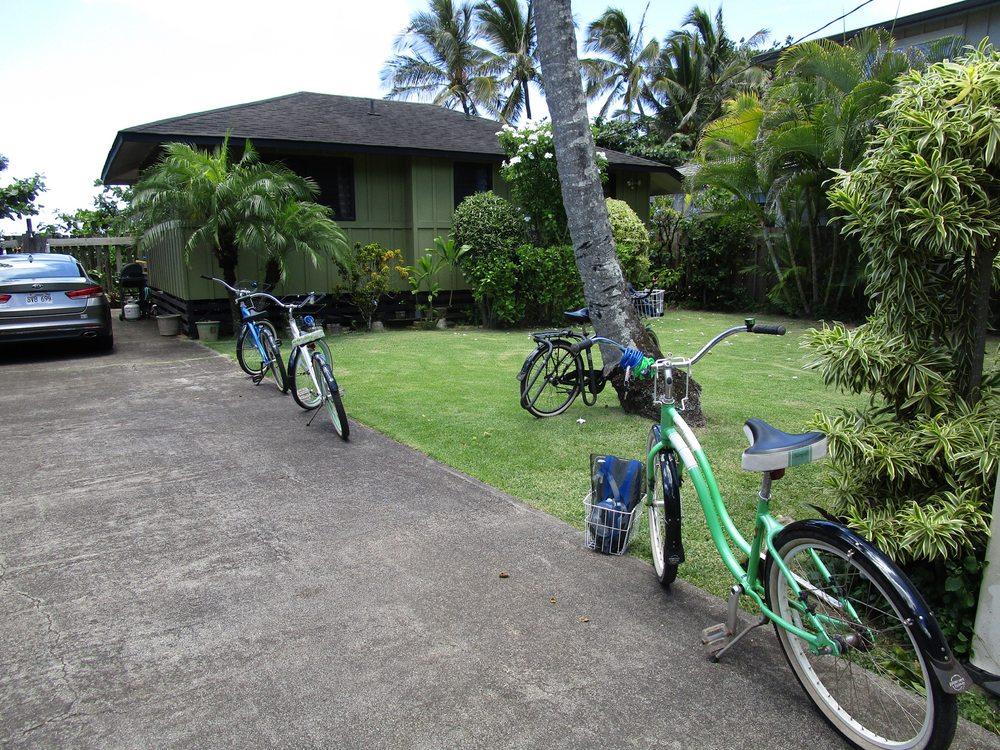 North Shore Bike Rentals: Haleiwa, HI