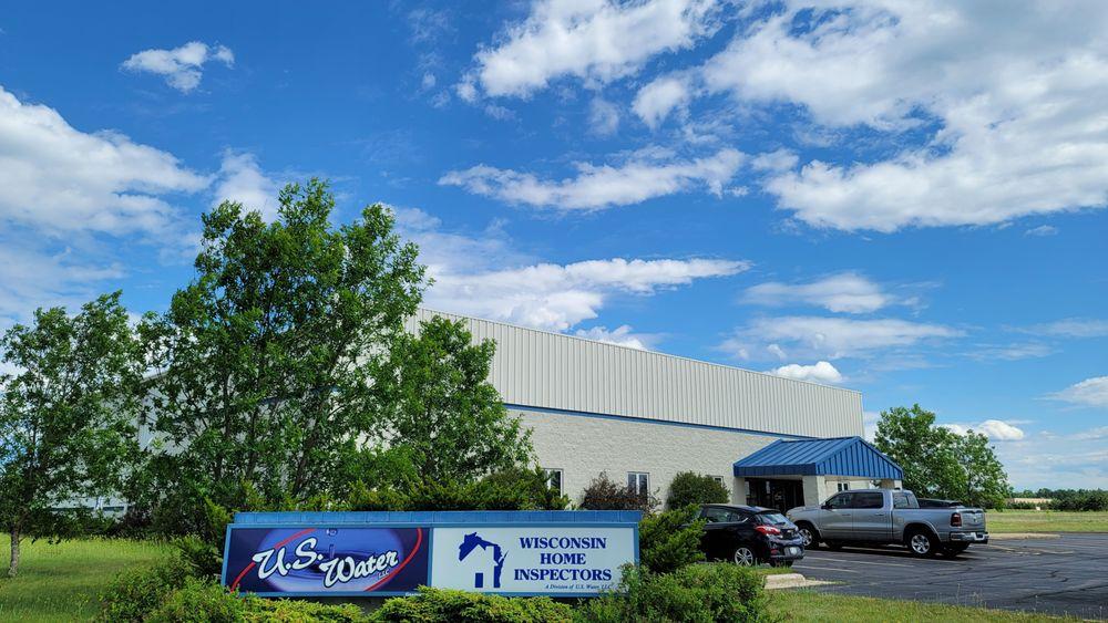 US Water: 6905 Venture Cir, Weston, WI