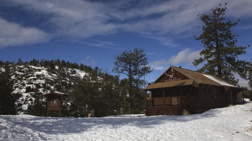 Camp Glenwood: La Honda, CA
