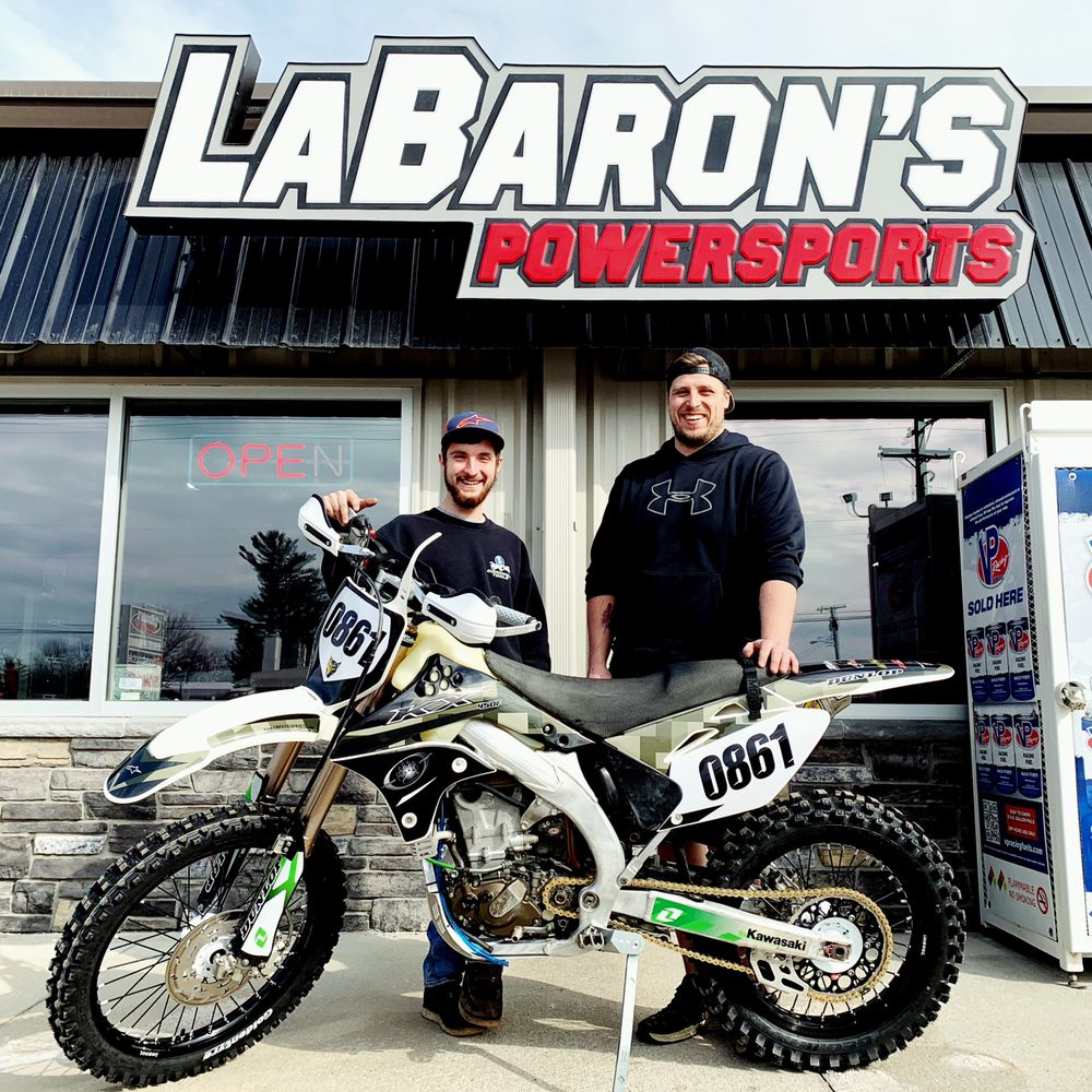 LaBaron's Power Sports: 591 S Cedar St, Imlay City, MI