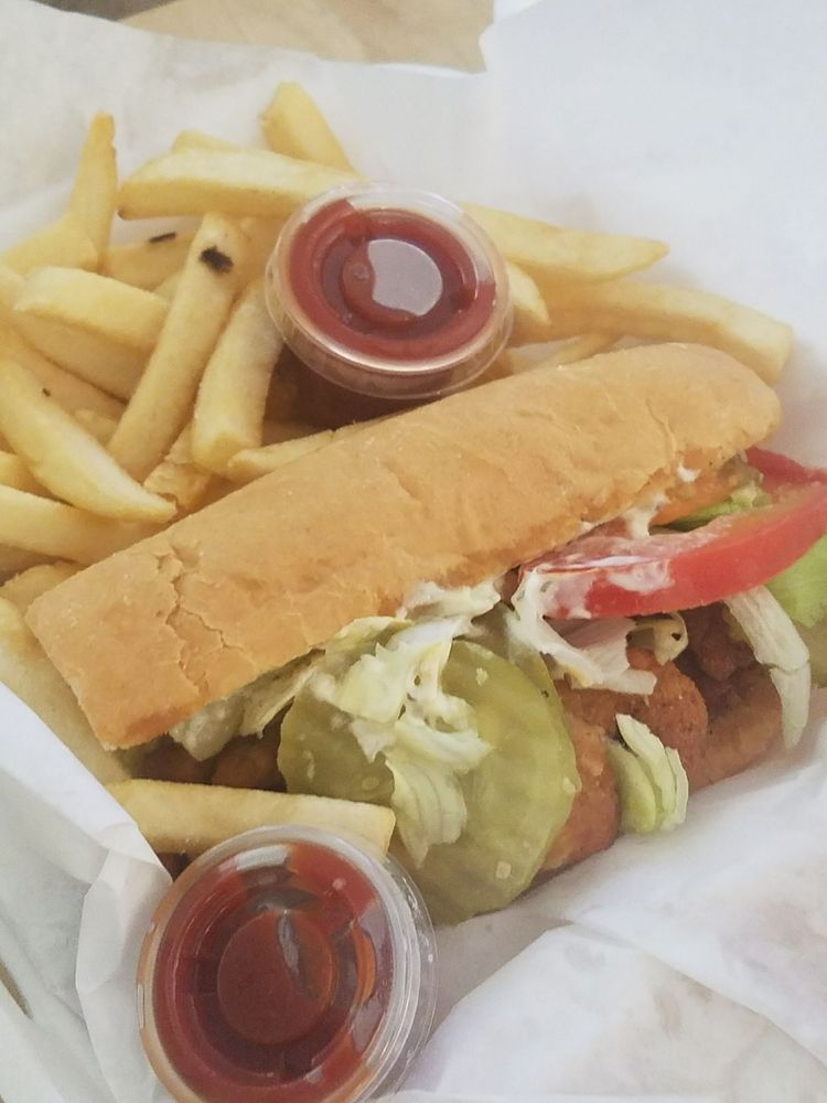 Ru-Bay'z Restaurant: 2990 Del Rosa Ave, San Bernardino, CA