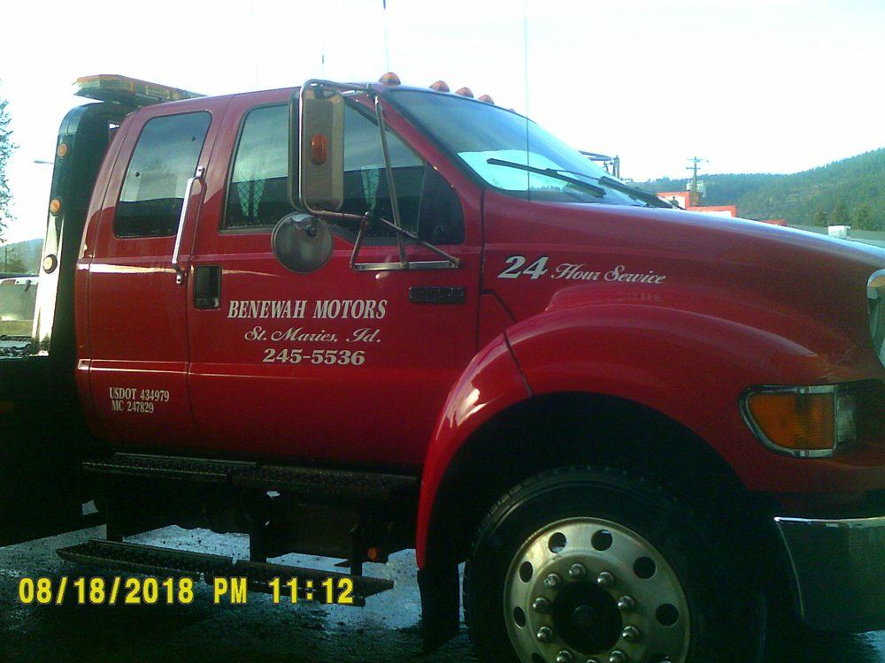 Benewh Motors: 1001 Main Ave, Saint Maries, ID