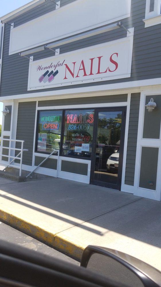 Wonderful Nails - Nail Salons - 333 Columbia Rd, Hanover, MA - Phone ...