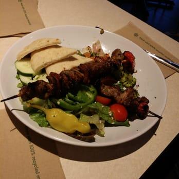 Zoes Kitchen Steak Stack zoes kitchen - 43 photos & 53 reviews - mediterranean - 5025