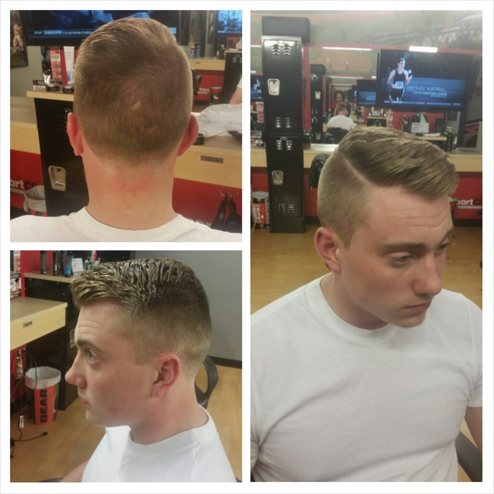 Awesome Haircut By The Manager Natashahappy Stylists Allow For
