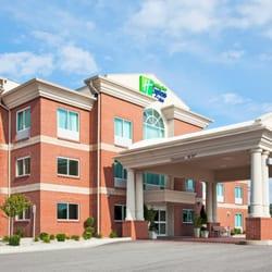 Ad Holiday Inn Express Suites Cincinnati Se Newport Hotels