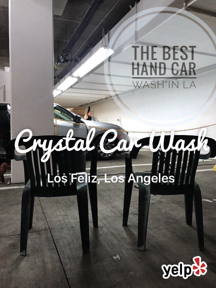 Car Wash Vicino Los Angeles