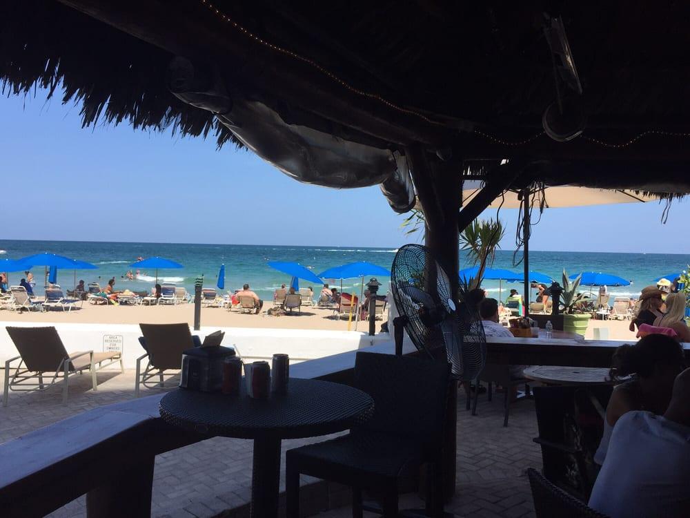 Bamboo Beach Tiki Bar Cafe Fort Lauderdale Fl