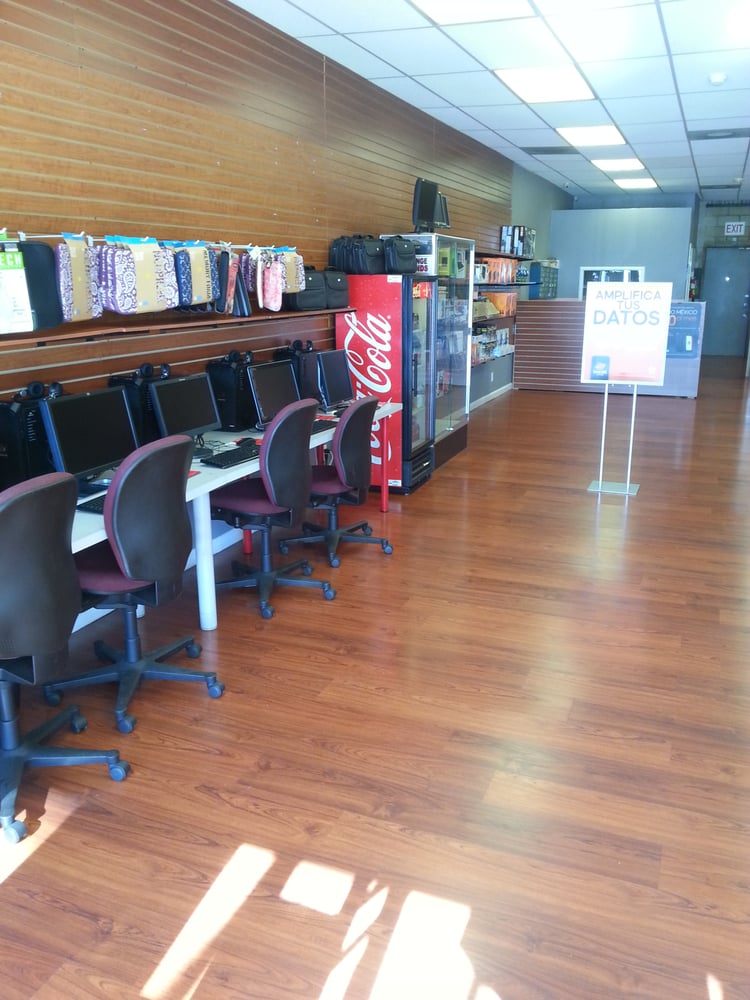 Please come and visit our internet cafe yelp for Home office tech
