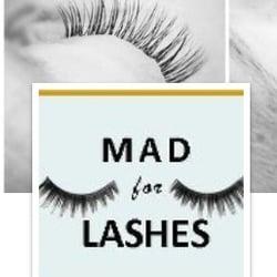 Mad For Lashes - CLOSED - Eyelash Service - 11113 Main St ...