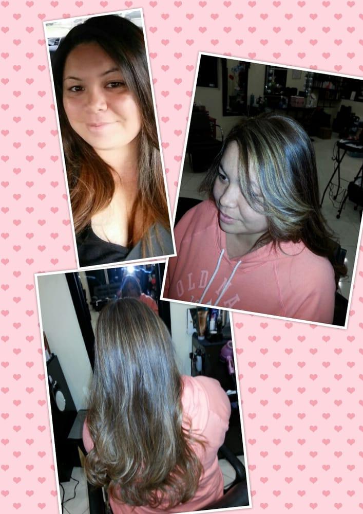 Bebes hair salon 220 foton 124 recensioner for Beauty salon usa