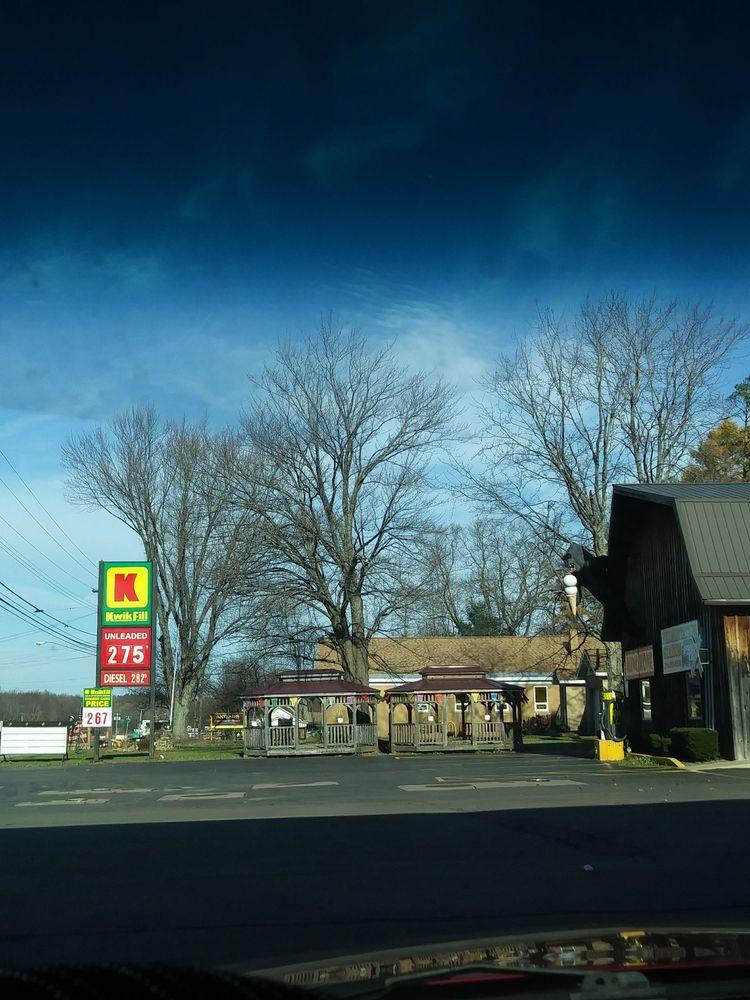 Cassadaga Kwik Fill: 86 N Main St, Cassadaga, NY