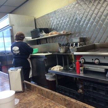 Delightful Photo Of Sammyu0027s Sandwich Shop   Birmingham, AL, United States. Mama Doing  Her