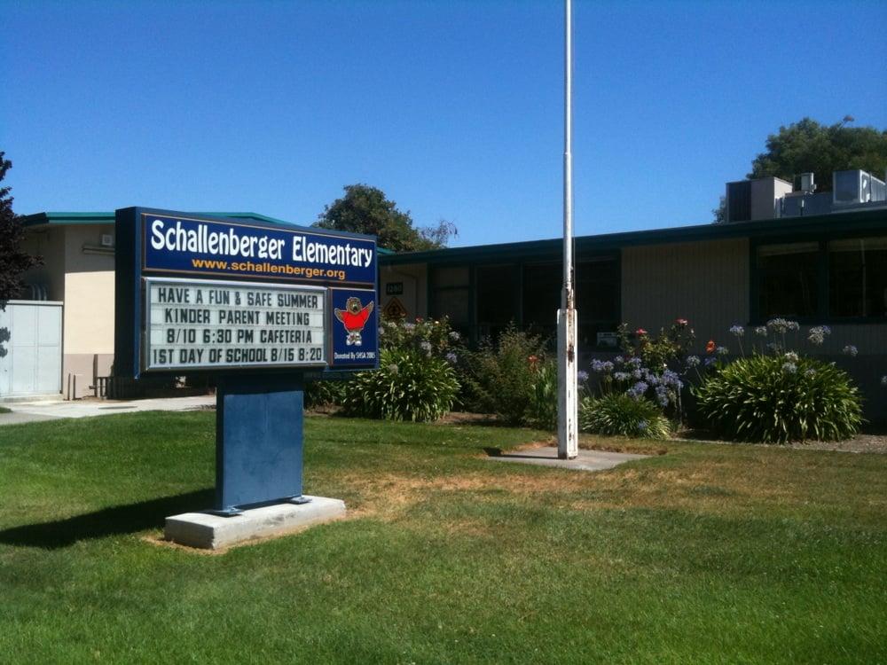 Schallenberger elementary school ecole primaire 1280 for La fenetre san jose