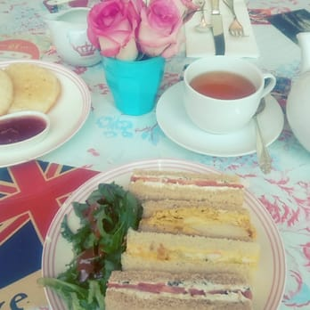 Crown & Crumpet Tea Stop Cafe - 1419 Photos & 584 Reviews