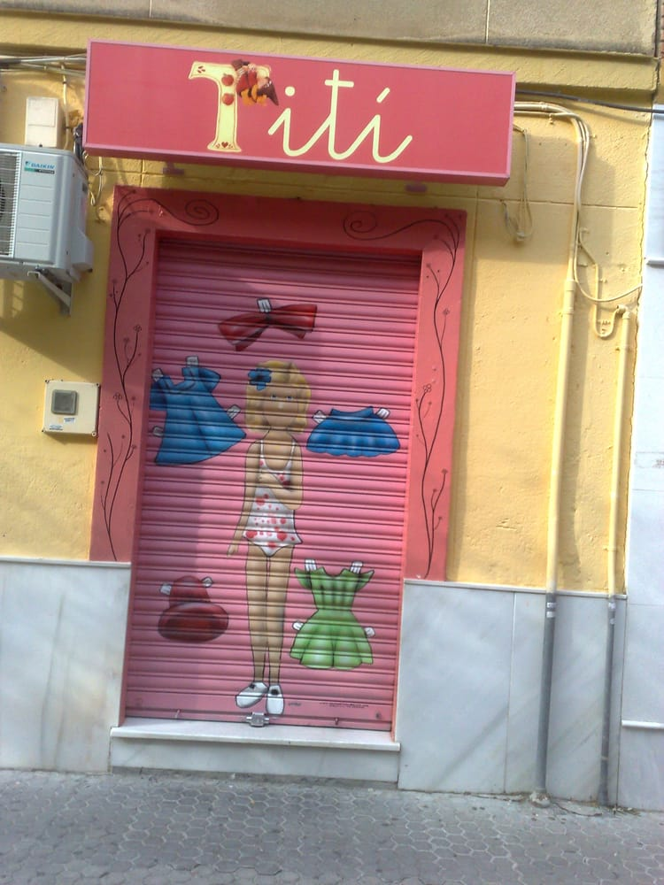 Tit children 39 s clothing calle de rafael salgado 19 - Calle rafael salgado ...