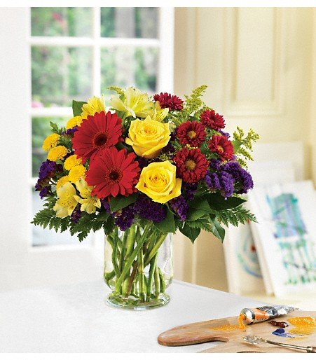 Sisters Floral Designs: 14 East Crafton Ave., Crafton, PA